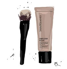 If you don't love wearing foundation, you have to try this one from Bare Minerals.