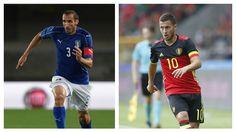 Italia vs. Bélgica: día, hora y canal del partido por Eurocopa Francia 2016.