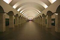 Estação Lessnaia (metro de São Petersburgo)