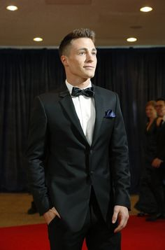 To start… His jaw line is actually literally perfect. | 32 Things That Prove Colton Haynes Is The Most Beautiful Man Alive