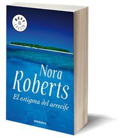 Mis Romances Encontrados: Reseña: El estigma del arrecife ~ Nora Roberts