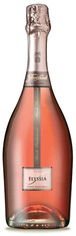Elyssia Pinot Noir Brut takes the classic Pinot Noir grape and adds a touch of Trepat to create a distinctive new sparkling Rosado