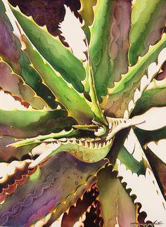 Aloe y Vera in the Sun - Robert C. Murray II