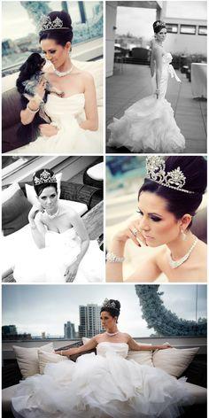 Coco Chanel wedding