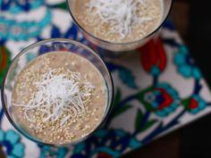 Date Yogurt and Cardamom Shake (Lightened Up Persian Majoon) Kataifi Pastry, Ice And Spice, Middle Eastern Sweets, Cheese Pastry, Arabic Dessert, Lebanese Recipes, Plain Yogurt, Vanilla Yogurt, Food Journal