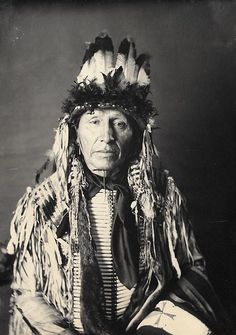 Studio portrait of Yankton Dakota man, Cetan Wakute (Shooting Hawk. Part of Siouan (Sioux) and Yankton Tribes. Native American Images, Native American Tribes, Native American History, Indian Tribes, Native Indian, Navajo, Sioux Nation, First Nations, Indiana