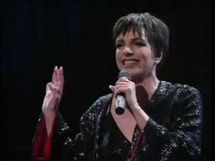 Liza Minelli - New York, New York - Great performer..