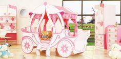 Aranżacja pokoju dziewczynki, motyw księżniczki, kolor różowy Toddler Bed, Furniture, Home Decor, Child Bed, Decoration Home, Room Decor, Home Furnishings, Home Interior Design, Home Decoration