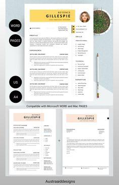 Cover Letter For Resume, Cover Letter Template, Cv Template, Letter Templates, Resume Templates, Resume Cv, Resume Design, Free Resume, Application Letters