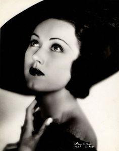 """screengoddess: """"Fay Wray """""""
