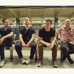 The Menzingers @ Mohawk • Gongago Austin
