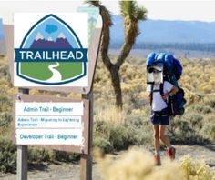 Hiking the Trailhead Path – One Higher Ed Admin's Journey - Salesforce Foundation