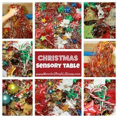 Mom to 2 Posh Lil Divas: Christmas Themed Fine Motor, Learning & Crafty Preschool Fun