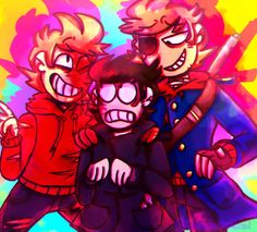 Past Tord is just there like Help Me