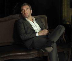 #JeanDujardin in « #Mobius » by #EricRochant was dressed by #Smalto
