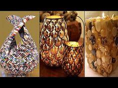 (59) DIY Room Decor & Organization! 14 Easy & Inexpensive Crafting Ideas - YouTube