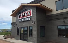 Family-owned Lintz Bros. Pizza opened in 2005 and has been serving the most amazing pizza ever since. It's located at 14287 SD Highway 36 in Hermosa. South Dakota Vacation, City Journal, Rapid City, Good Pizza, North Dakota, Sd, Places, Amazing, Travel Destinations