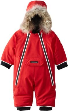Canada Goose Baby SnowSuit oro