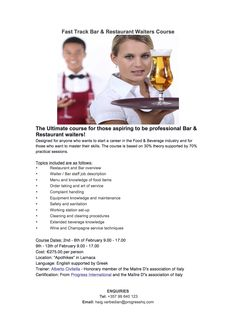 get professional waiter waitress training manual http www rh pinterest com waiter training manual ppt waiter training manual south africa