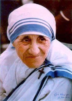 """""""I will never understand all the good that a simple smile can achieve.""""  ...Mother Teresa."""