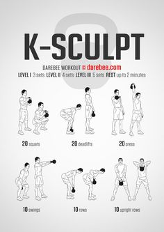 K-Sculpt Workout