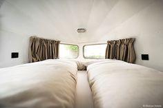 Airstream hotel room