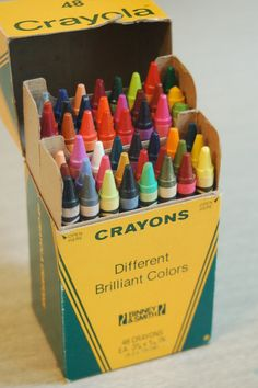 Crayola crayons...still love the smell of a fresh box.  A new box of Crayons was the best!