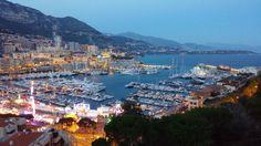 **Monte Carlo Harbor (Christmas markets in the winter) - Monte-Carlo, Monaco