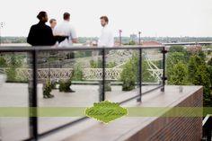 Walker Art Center Terrace.