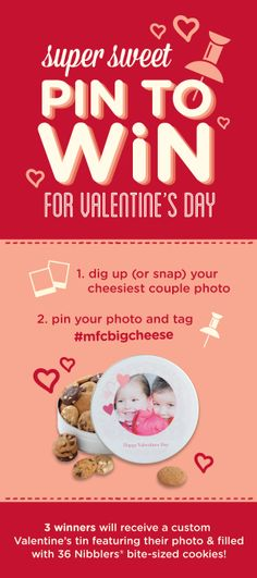 #pintowin #mfcbigcheese  Official rules: http://www.mrsfields.com/files/h/035d65a08b21.pdf