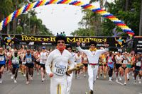 New Orleans Rock n' Roll Marathon... that would be pretty sweet!  :-)