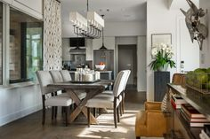 Dining Room Pictures From Hgtv Smart Home 2015