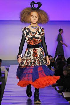 Jean Paul Gaultier RTW Fall 2014 - Slideshow - Runway, Fashion Week, Fashion Shows, Reviews and Fashion Images - WWD.com