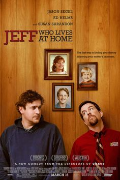 Jeff, Who Lives at Home (2011) part of my Saturday night double feature 4/7/18