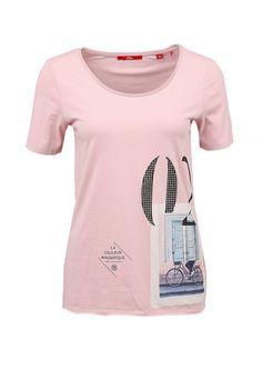 T-Shirt mit Frontprint von s.Oliver. Entdecken Sie jetzt topaktuelle Mode für…