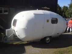 Eriba Puck, Camper Caravan, Cool Campers, Caravans, Camping, Vehicles, Campsite, Car, Campers
