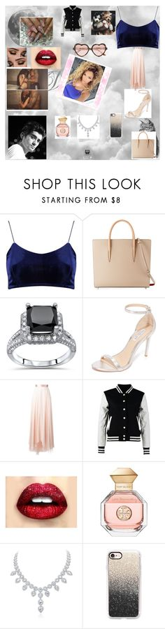 """""""little me 52"""" by nikoleta-nicky-malik ❤ liked on Polyvore featuring Christian Louboutin, Rachel Zoe, Lanvin, Urban Classics, Tory Burch, Casetify and Cutler and Gross"""