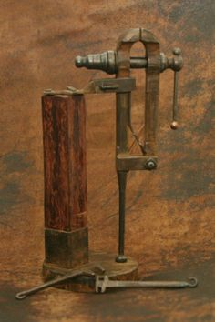 Image result for post vise stand