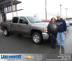 #HappyBirthday to Donna Sue Carr from Katie Butler  at Lake Country Chevrolet Cadillac!