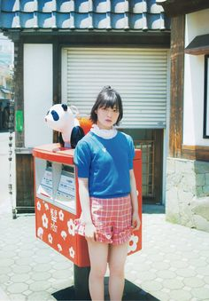 Voice of My Alter Ego — techiko: Hirate Yurina 「BLT Credit to. Japanese Mythology, Mood Colors, Color Grading, Beautiful Asian Girls, Japanese Fashion, Say Hello, Girl Crushes, My Girl, Harajuku