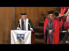 ▶ Tim Minchin Occasional Address and Honorary Degree of Doctor of Letters - YouTube