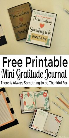If you would like to start a gratitude journal but don't know where to start, download my Free Printable Mini Gratitude Journal with questions to get your thinking about what you are thankful for.