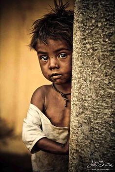 India boy by Joel Santos