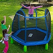 """Sam's Club - My First Trampoline 84"""" FOR DOMINIC!!  PARENTS BEWARE!"""