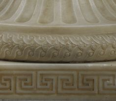 Detail of Classical urn