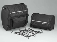 Le Rock - Parts and Accessories For Harley-Davidsons - Rally pack Luggage