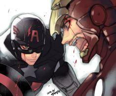 Captain Villain? http://www.pixiv.net/member_illust.php?mode=manga&illust_id=44144059
