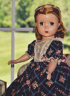 "Madame Alexander Beth doll | 14_14"" Madame Alexander Little Women Beth : Lot 14"