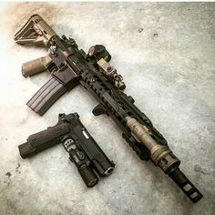Tactical Primary and Secondary