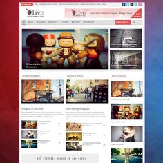 live is responsive blogger template, which is fully responsive & designed for magazine blogspot themes websites. Olive is a blog based templates for blogger